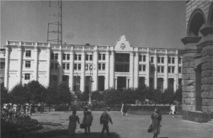 Начал работать Киевский профессиональный телевизионный центр (1951)