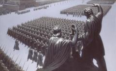 День воинской славы России — День проведения военного парада на Красной площади в 1941 году
